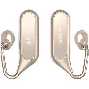 XEA20JP N ソニー ボイスアシスタント機能搭載Bluetoothヘッドセット(ゴールド) SONY XPERIA Ear Duo