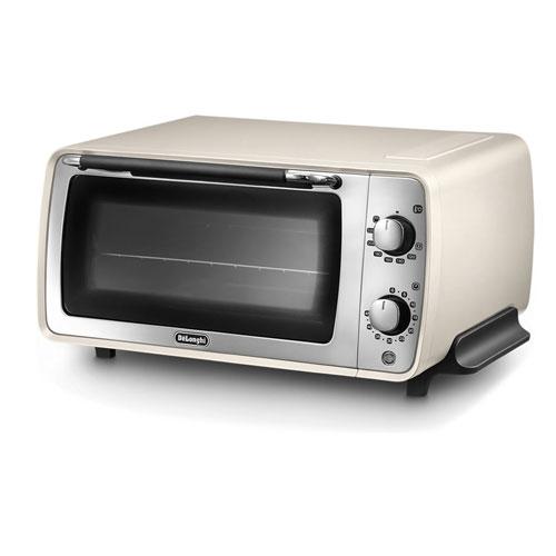 EOI407J-W デロンギ オーブントースター ピュアホワイト DeLonghi ディスティンタコレクション [EOI407JW]【返品種別A】