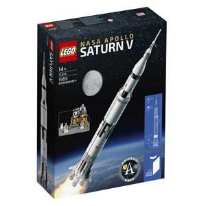 レゴ(R)アイデア NASAアポロ計画 サターンV【21309】 レゴジャパン