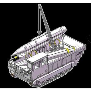 1/35 アメリカ陸軍/西ドイツ陸軍 M688 ランスミサイルローダ 装填車【DR3607】 ドラゴンモデル