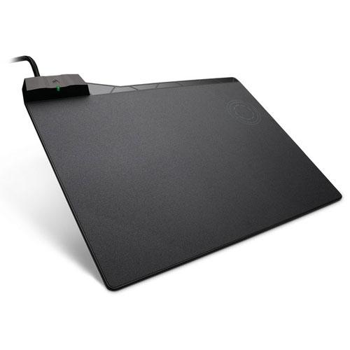 MM1000 コルセア ワイヤレス(Qi)対応 ハードマウスパッド MM1000 Qi Wireless Charging Mouse Pad