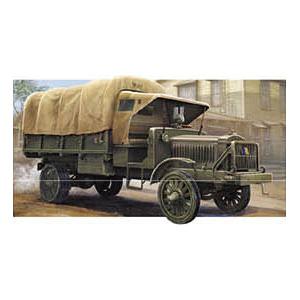 1/35 WWI アメリカ陸軍トラック スタンダードB リバティ【35650】 ICM