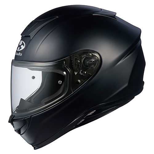 AEROBLADE5 FBK M OGKカブト フルフェイスヘルメット(フラットブラック M) AEROBLADE-5