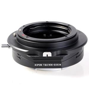 T&S NIK-EOS M KIPON KIPON マウントアダプター T&S NIK-EOS M (ボディ側:キヤノンEF-M/レンズ側:ニコンF)