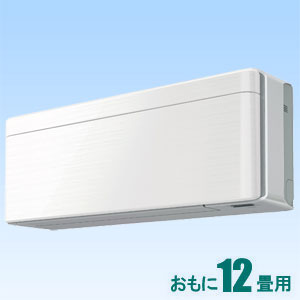 AN-36VSS-W ダイキン 【標準工事セットエアコン】(10000円分工事費込)risora おもに12畳用 (冷房:10~15畳/暖房:9~12畳) Sシリーズ (ラインホワイト)