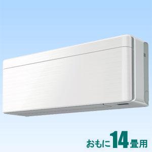 AN-40VSP-W ダイキン 【標準工事セットエアコン】(15000円分工事費込)risora おもに14畳用 (冷房:11~17畳/暖房:11~14畳) Sシリーズ 電源200V (ラインホワイト)