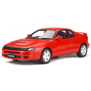 1/18 トヨタ セリカ GT-FOUR RC(ST185)(レッド)【OTM299】 OttOmobile