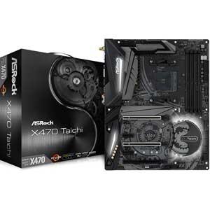 X470 TAICHI ASRock ATX対応マザーボードX470 TAICHI