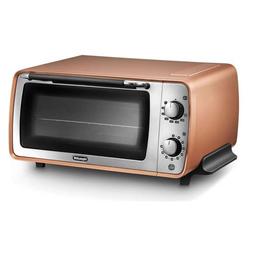 EOI407J-CP デロンギ オーブントースター スタイルコッパー DeLonghi ディスティンタコレクション