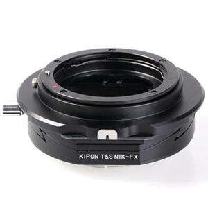 T&S NIK-FX KIPON KIPON マウントアダプター T&S NIK-FX (ボディ側:富士フイルムX/レンズ側:ニコンF)