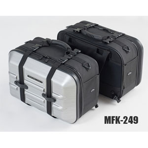 MFK-249 TANAX ツアーシェルケース2(ヘアラインシルバー) [MFK249TANAX]【返品種別A】