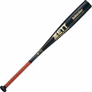 Z-BAT22684-1900 ゼット 中学硬式野球用金属バット(ブラック・84cm) ZETT ビッグバンショット [ZBAT226841900]【返品種別A】【送料無料】