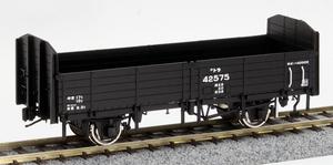 [鉄道模型]ワールド工芸 (HO) 16番 国鉄 トラ40000形 無蓋車 組立キット