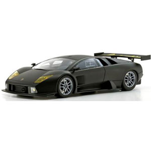 1/18 Lamborghini Murcielago R-GT(マットブラック)【KSR18505BK】 京商