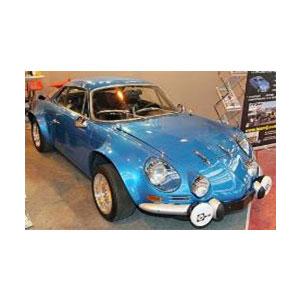 1/18 ルノー アルピーヌ A110 1973 (ブルーメタリック)【KS08485BL】 京商