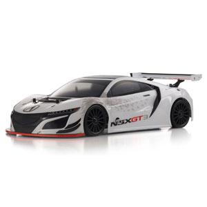 1/10 エンジンRC組立キット 12-15エンジン 4WDツーリングカーシリーズ ピュアテンGP V-ONE R4s II Acura NSX GT3レースカー ボディ付き【33207】 京商
