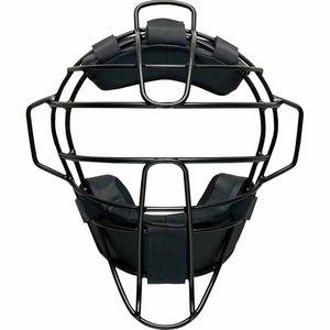 Z-BLM1265HSA-1900 ゼット 硬式野球用キャッチャーマスク(ブラック) 硬式野球用キャッチャーマスク
