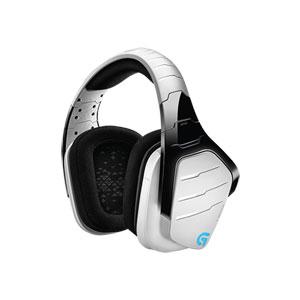 G933RWH ロジクール ワイヤレス 7.1chサラウンドサウンド ゲーミングヘッドセット(ホワイト) Logicool G933 SNOW
