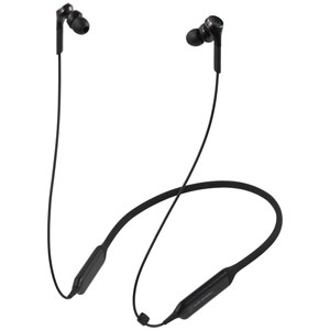 ATH-CKS770XBT BK オーディオテクニカ Bluetooth対応 ダイナミック密閉型カナルイヤホン(ブラック) audio-technica SOLID BASS
