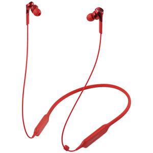 ATH-CKS770XBT RD オーディオテクニカ Bluetooth対応 ダイナミック密閉型カナルイヤホン(レッド) audio-technica SOLID BASS
