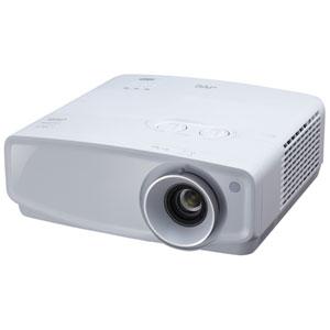 LX-UH1W JVC 4K/HDR対応 ホームシアタープロジェクター(ホワイト) DLP プロジェクター