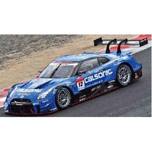 1/43 CALSONIC IMPUL GT-R GT500 No.12 2018【45624】 EBBRO