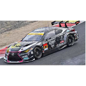 1/43 K-tunes RC F GT3 GT300 No.96 2018【45651】 EBBRO