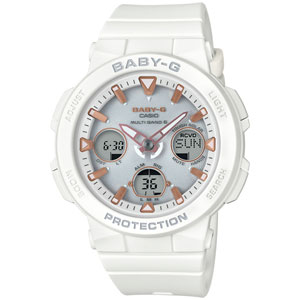 BGA-2500-7AJF カシオ BABY-G Beach Traveler Series ソーラー時計 レディースタイプ [BGA25007AJF]【返品種別A】