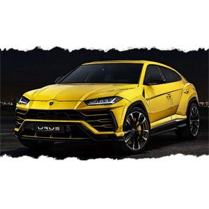 1/43 Lamborghini URUS 2017 イエロー【EM403A】 メイクアップ