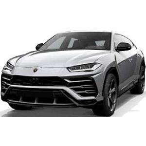 1/43 Lamborghini URUS 2017 チタニウムシルバー【EM403D】 メイクアップ