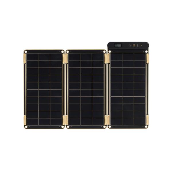 YO8999 ヨーク ソーラー充電器 7.5W YOLK Solar Paper