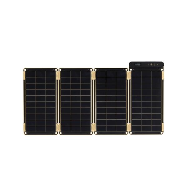 YO9000 ヨーク ソーラー充電器 10W YOLK Solar Paper