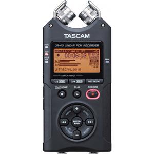 DR-40-VER2-J タスカム リニアPCM対応ICレコーダー【外部microSDスロット搭載】 TASCAM