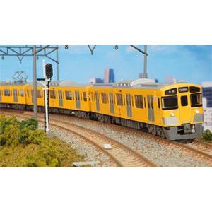 [鉄道模型]グリーンマックス (Nゲージ) 1233T 西武新2000系前期形(前面貫通扉窓 小) 4両編成動力付きトータルセット(塗装済みキット)