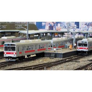 [鉄道模型]グリーンマックス (Nゲージ) 30760 東急1000系(東横線・スカート無し)8両編成セット(動力付き)