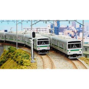 [鉄道模型]グリーンマックス (Nゲージ) 30761 東急1000系(1500番代・従来型スカート・登場時)3両編成セット(動力付き)