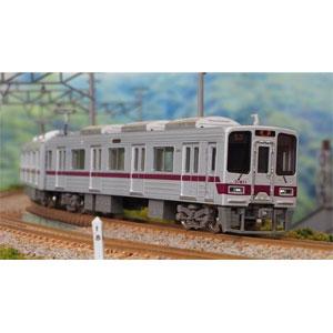[鉄道模型]グリーンマックス (Nゲージ) 50046 東武30000系(伊勢崎線・新ロゴマーク付き 地下鉄直通編成)増結4両編成セット(動力無し)