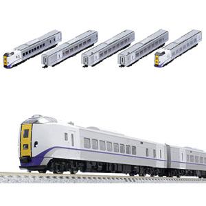[鉄道模型]トミックス (Nゲージ) 98298 JR キハ261-1000系特急ディーゼルカー(1・2次車・新塗装)セット (5両)