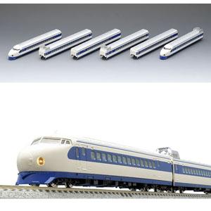 [鉄道模型]トミックス (Nゲージ) 98648 JR 0-7000系山陽新幹線(復活国鉄色)セット (6両)