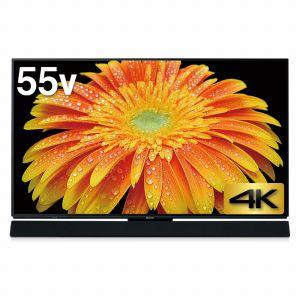 (標準設置料込_Aエリアのみ)TH-55FZ1000 パナソニック 55V型 有機ELパネル 地上・BS・110度CSデジタル4K対応テレビ (別売USB HDD録画対応)VIERA