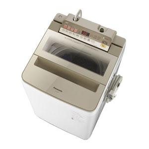 (標準設置料込)NA-FA90H6-N パナソニック 9.0kg 全自動洗濯機 シャンパン Panasonic