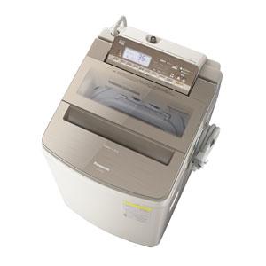 (標準設置料込)NA-FW100S6-T パナソニック 10.0kg 洗濯乾燥機 ブラウン Panasonic