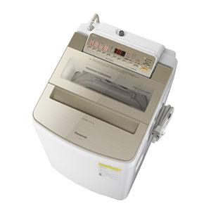 (標準設置料込)NA-FW90S6-N パナソニック 9.0kg 洗濯乾燥機 シャンパン Panasonic