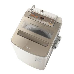 (標準設置料込)NA-FA100H6-T パナソニック 10.0kg 全自動洗濯機 ブラウン Panasonic