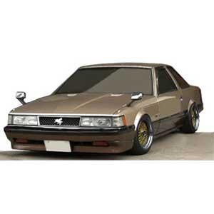 値段が激安 1/43 Toyota Toyota Soarer 2800GT Limited 1/43 (Z10) Gold/Brown 2800GT【IG1390】 ignitionモデル, 一ノ宮町:cc9ef722 --- zhungdratshang.org