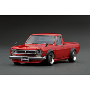 1/43 Nissan Hakotora Long Red【IG1508】 ignitionモデル