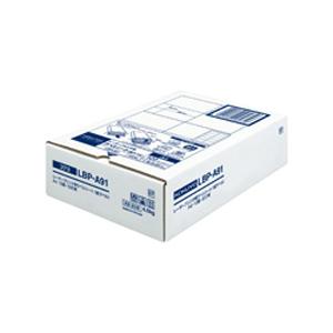 LBP-A91N コクヨ モノクロレーザー用 紙ラベル A4 10面 500枚