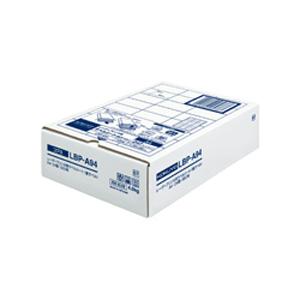 LBP-A94N コクヨ モノクロレーザー用 紙ラベル A4 24面 500枚