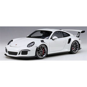 1/18 ポルシェ 911(991)GT3 RS (ホワイト)【78166】 オートアート