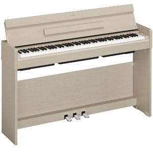 YDP-S34WA ヤマハ 電子ピアノ(ホワイトアッシュ調仕上げ)【楽譜集付き】 YAMAHA ARIUS アリウス